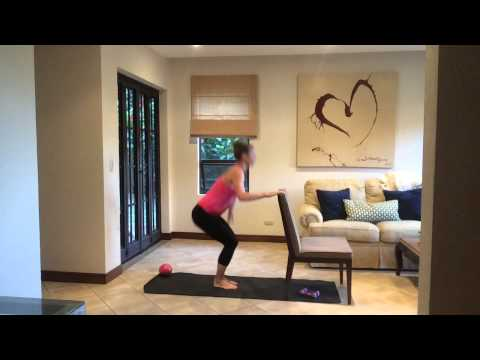 Full Length Barre Workout 10 5 2s by Shauna Kathleen