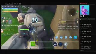 Liv fortnite br ps I give weapons save the world