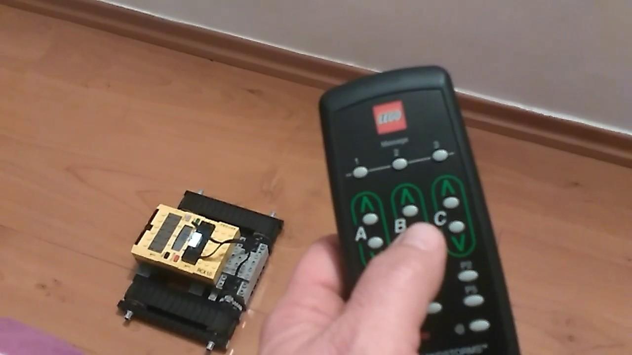 Lego Mindstorms RCX Remote Control