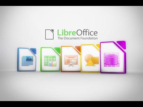descargar e instalar gratis libreoffice la ultima version para windows , mac , linux , etc...