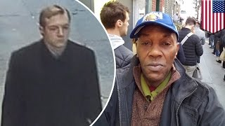 New York hate crime  Racist white man James Jackson kills black man for media attention   TomoNews
