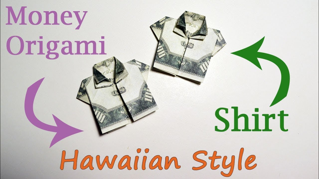 Dollar Bill Origami- Shirt and Tie : 15 Steps (with Pictures ... | 720x1280