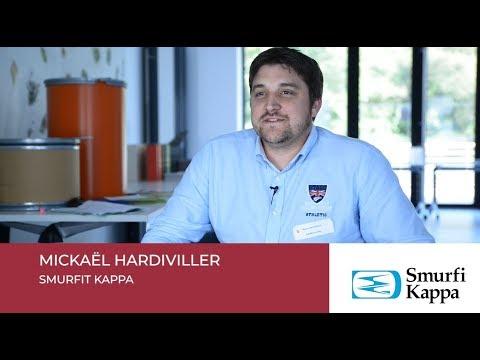 Mickaël HARDIVILLER - SMURFITT KAPPA