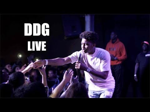 DDG Performs 'Bank' , 'Arguments' , 'No Label' , 'New Money' , 'On My Own' + More Live 🔥