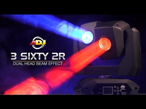 ADJ 3 Sixty 2R