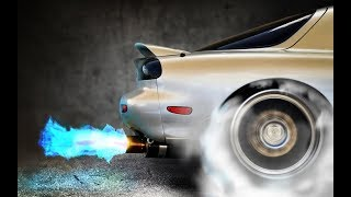 Japanese Legends: Mazda RX-7
