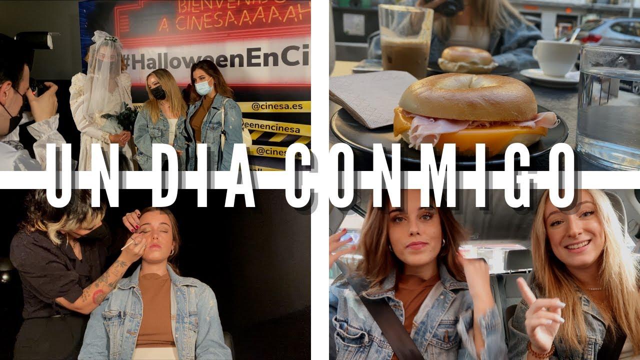 Download Un día conmigo :) * Evento, comida, Madrid*  · vlog ·   Rocio Smith