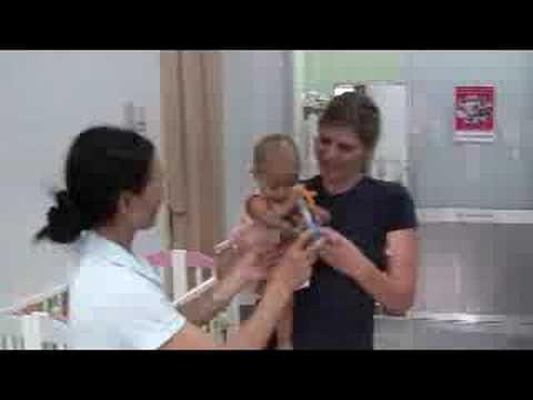 Vietnam Adoption from Phu My Orphanage