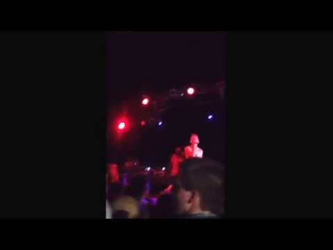 Caskey performing Weak Stomach at the Higher Ground in Burlington, VT on 07/26/2014.