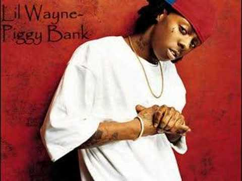 Lil Wayne - Piggy Bank (dissin 50 cent)