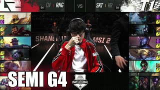 RNG vs SKT T1   Game 4 Semi Finals LoL MSI 2016   Royal Never Give Up vs SK Telecom T1 G4 MSI