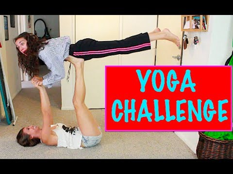 yoga challenge  youtube