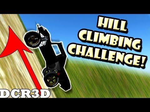 BEST HILL CLIMBER?! (DCR3D Best Creations) - Dream Car Racing 3D Gameplay Ep31