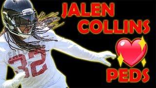JALEN COLLINS SUSPENDED AGAIN !! #FALCONS #ATLANTAFALCONS #RISEUP