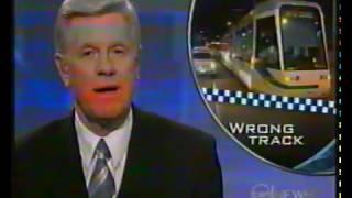 Melbourne Tram Joyride News - 15 Year Old Steals Tram (2005)