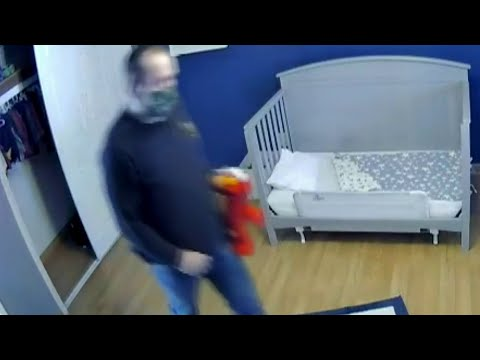 Homeowner catches inspector touching self with Elmo doll