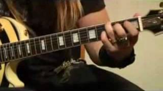 Zakk Wylde. Guitar Technics. Lesson