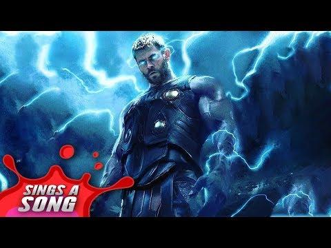 Thor Sings Old Town Road For Thanos (Avengers Endgame Parody)
