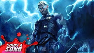 Thor Sings Old Town Road For Thanos (Avengers Endgame Parody)