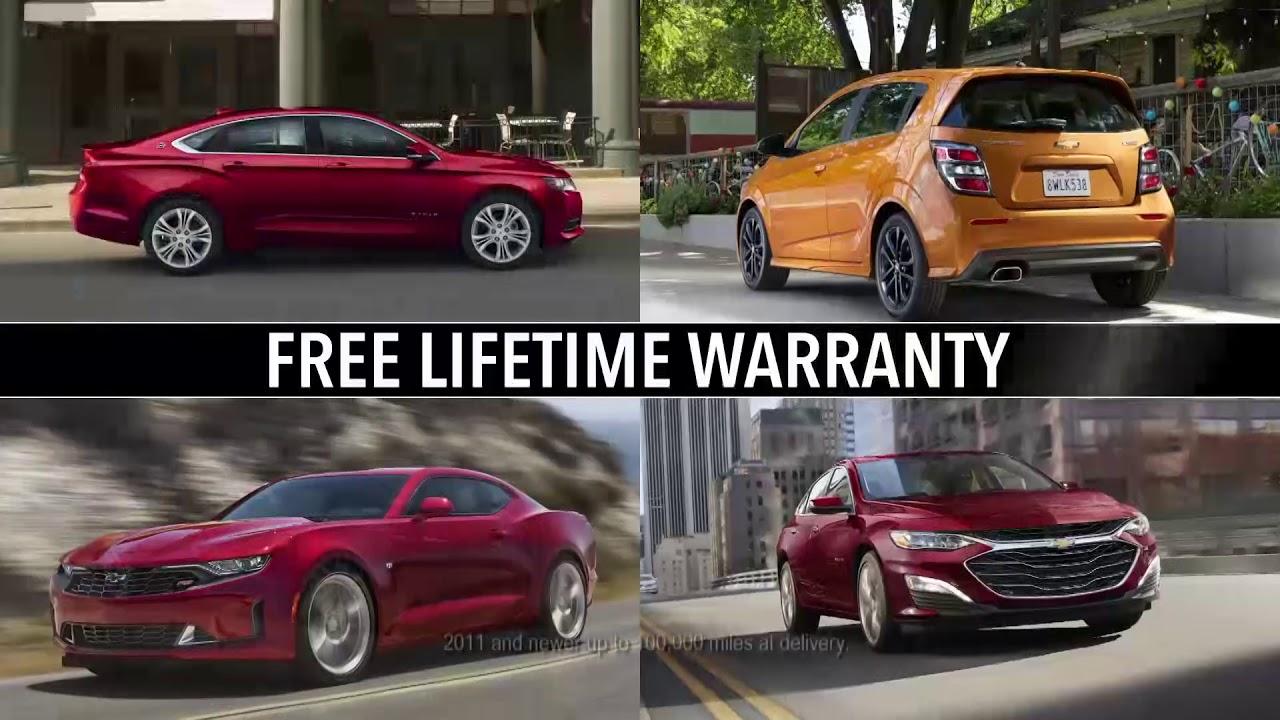 Free Lifetime Mechanical Warranty - YouTube