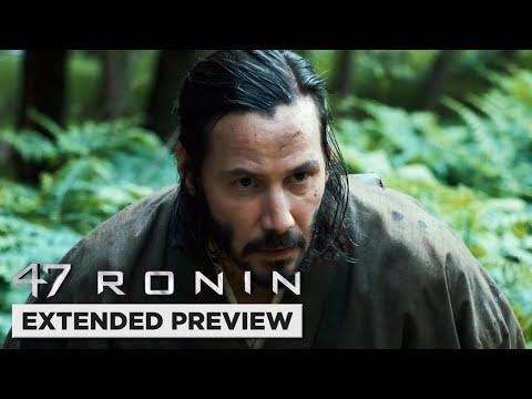 47 Ronin   Keanu Reeves Battles A Kirin