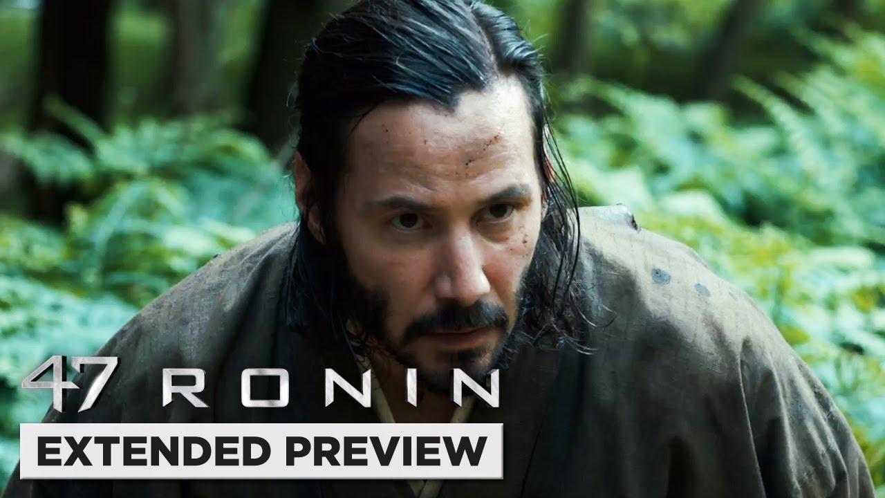 Download 47 Ronin | Keanu Reeves Battles a Kirin