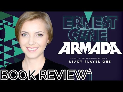 Armada by Ernest Cline | Book Review + Rant