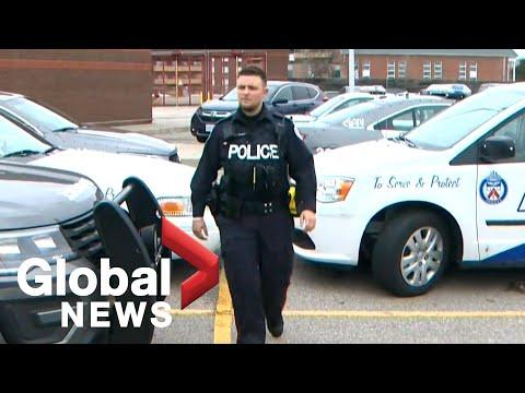 Toronto Police Service Hires First Openly Transgender Officer