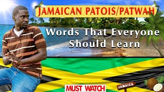 Download Jamaican Patois/Patwah words that everyone should learn part 2