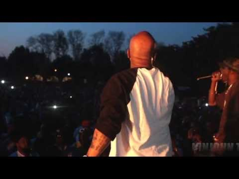 Rakim Live @ Red Hook Park Bring out Styles P, Sadat X , Rock of Heltah Skeltah , ODB Jr