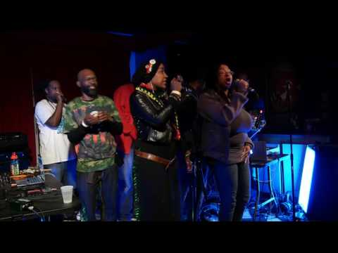"BALTIMORE BOOM BAP SOCIETY: ""Session 54 OPEN CYPHER,"" Live @ The Windup Space, 3/1/2017"