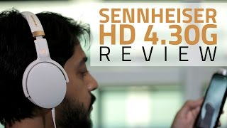 Sennheiser HD 4.30G Headphones Review | Made For Android