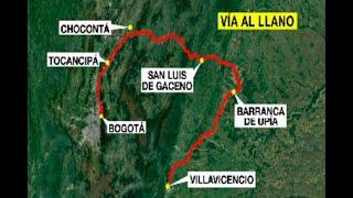 Vía Bogotá – Villavicencio: alternativas para viajar ante cierre | Noticias Caracol