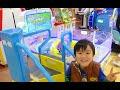 【ゲームセンター乗り物】ハッピークルーズに挑戦♪