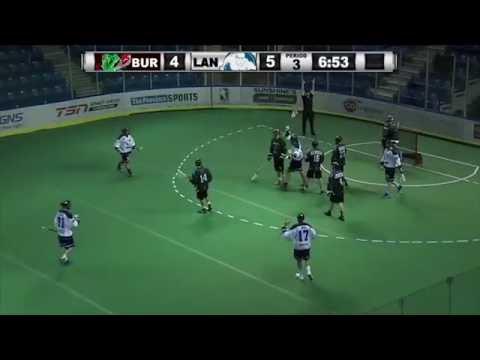 Alek Gibbs Goal Vs Burnaby Lakers 2016-06-02