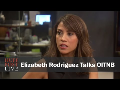 Elizabeth Rodriguez: The WomenFilled 'OITNB' Set Makes Me 'Burst With Joy'