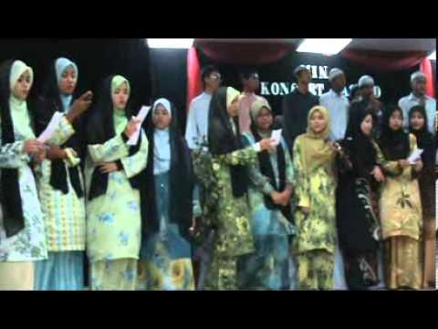 Nasyid Puncak Perdana - nyanyian bersama