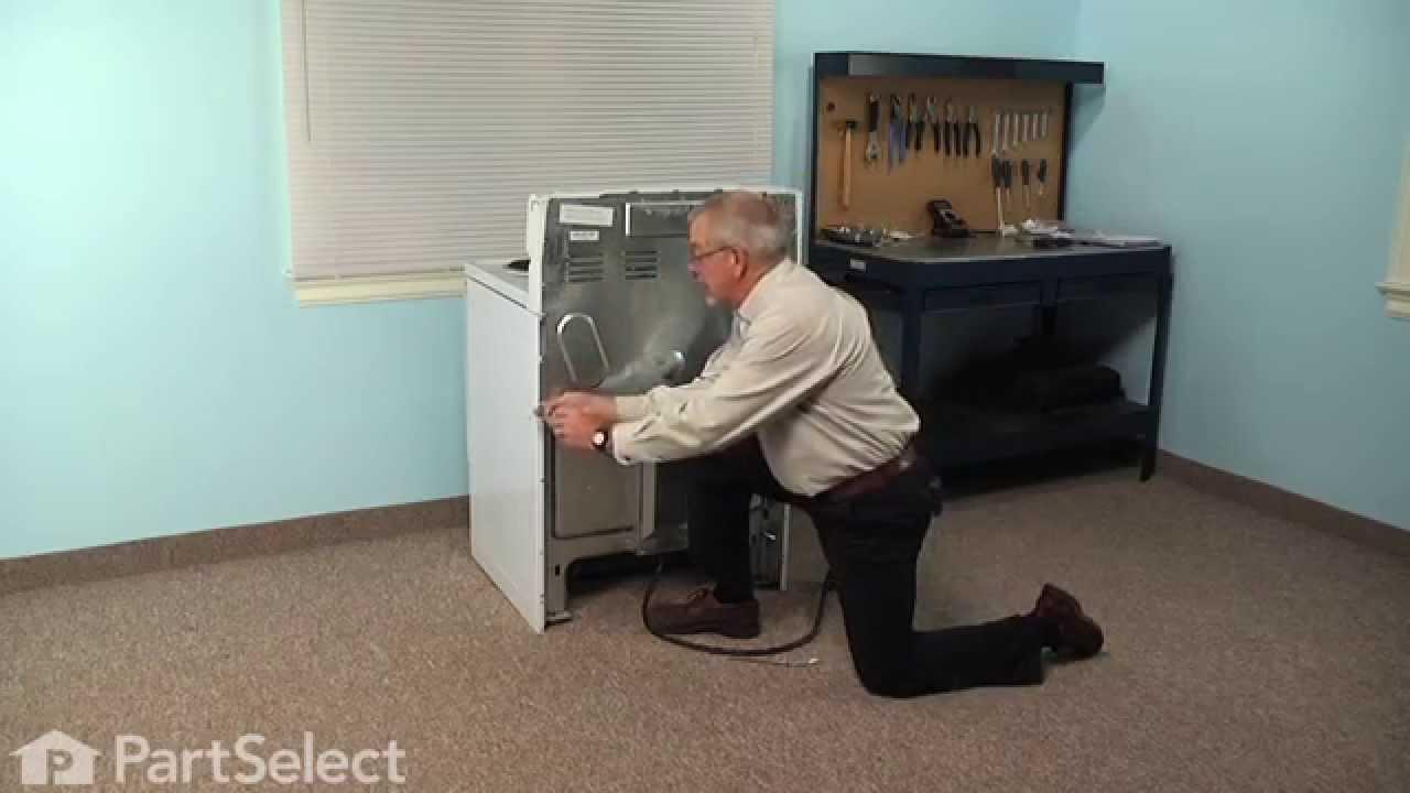 oven repair replacing the temperature sensor whirlpool part w10181986 youtube