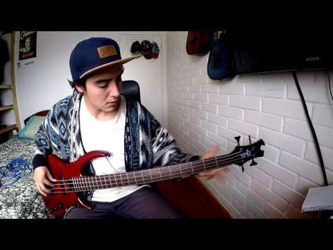 GRiZ X Big Gigantic - Good Times Roll (Bass Cover)