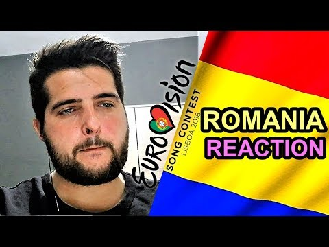 Eurovision 2018 Romania - REACTION & REVIEW [The Humans - Goodbye]
