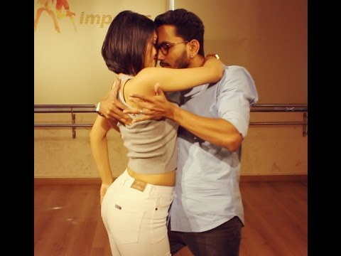 Cornel and Rithika | Bachata Sensual | Crazy by Gnarls Barkley | Bachata remix by Dj Kairui