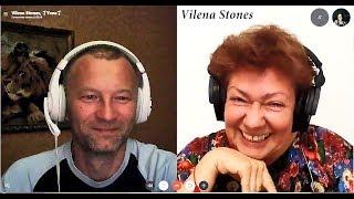 110. Регрессивный гипноз. Vilena Stones - планета ЗЕЯ. Обладательница книги жизни