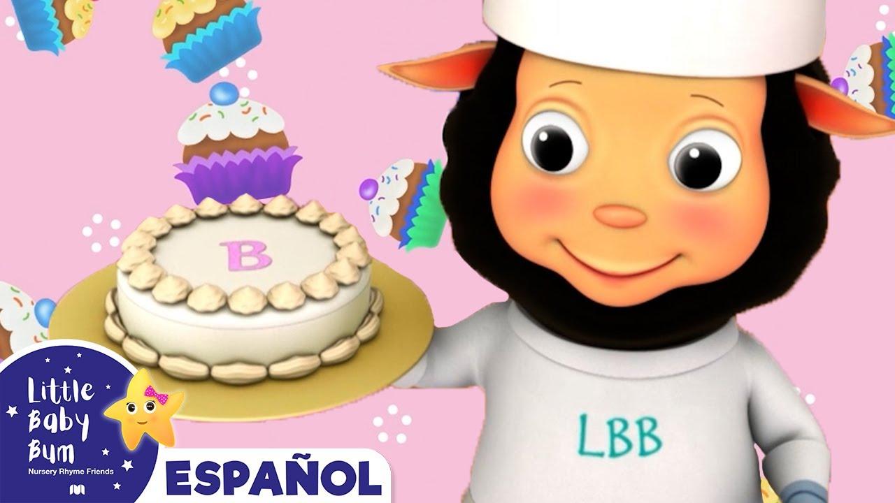 Tortas, Tortitas - Cancione Infantiles | Little Baby Bum en Español