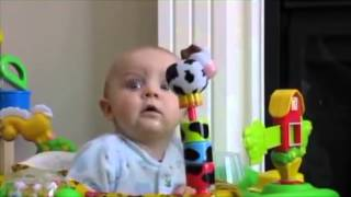 Bebekleri Korkutmayın - Muhallebi Kafa (Korkan Bebekler)