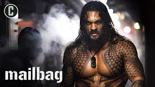 When Will We Get an Aquaman Trailer? - Mailbag