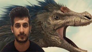 Jurassic Park ın Efsanevi Dinozoru Velociraptorların Gerçek Görüntüleri