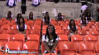 Texas Southern Motion of the Ocean - Stand Clips - 2013 Labor Day Classic