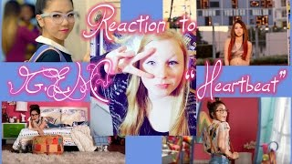"REACTION G.E.M. ""新的心跳 HEARTBEAT"" MUSIC VIDEO/CHINA"
