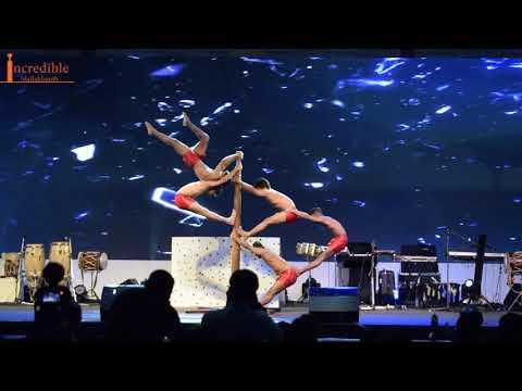 Incredible Mallakhamb | Bangkok | Thailand | Outstanding  performance
