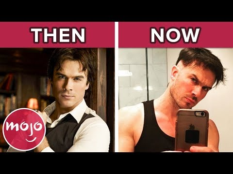 Top 10 Vampire Diaries Stars: Where Are They Now?